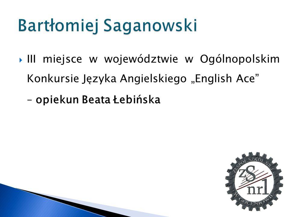 Bartłomiej Saganowski