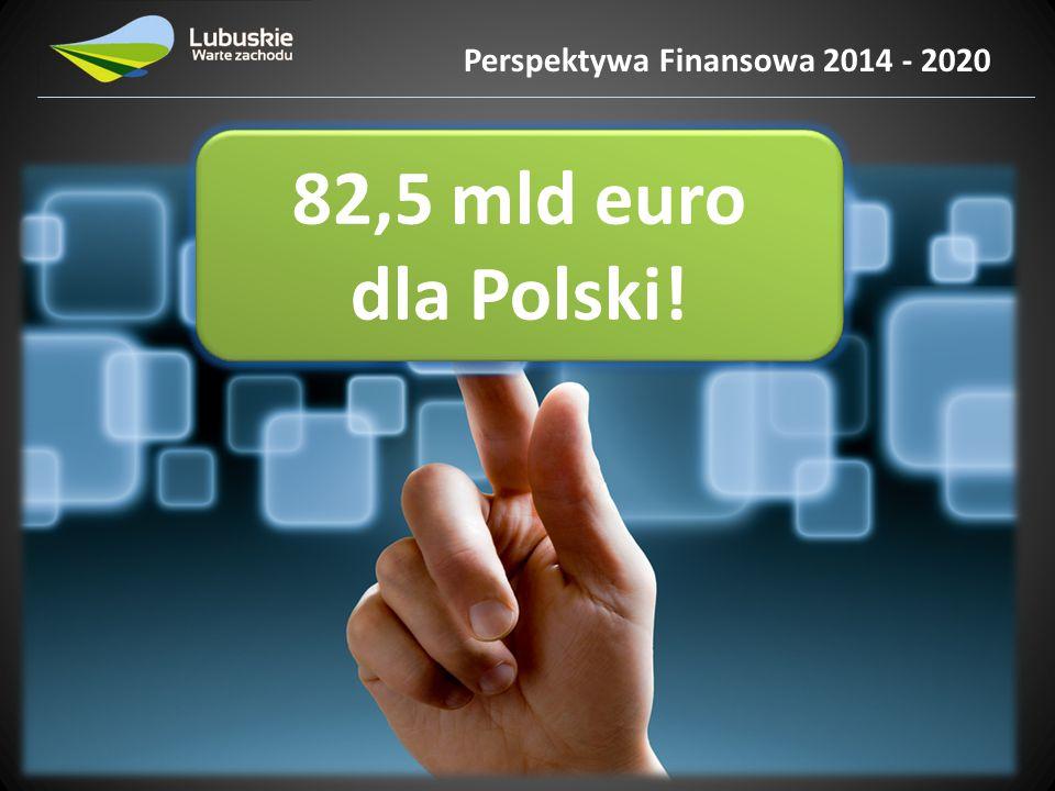 Perspektywa Finansowa 2014 - 2020