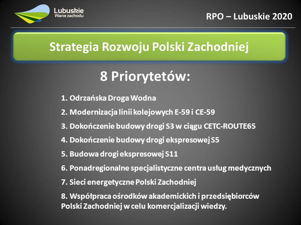 Strategia Rozwoju Polski Zachodniej