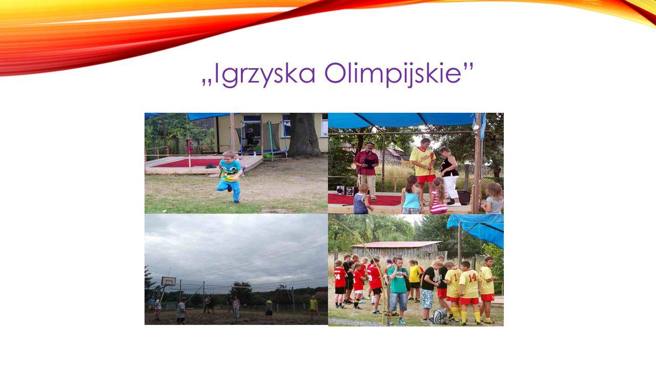 """""""Igrzyska Olimpijskie"""