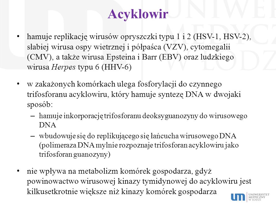 Acyklowir