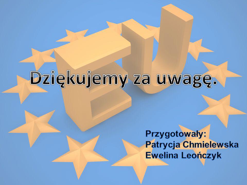Przygotowały: Patrycja Chmielewska Ewelina Leończyk