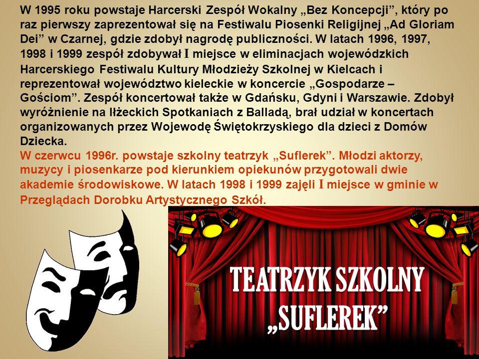 "TEATRZYK SZKOLNY ""SUFLEREK"