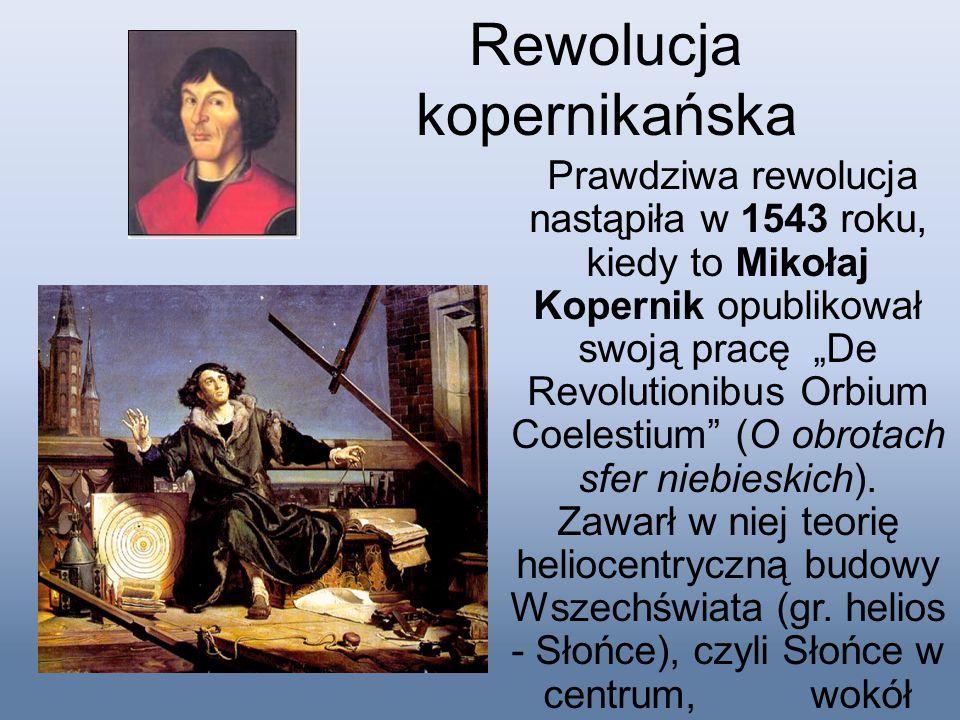 Rewolucja kopernikańska
