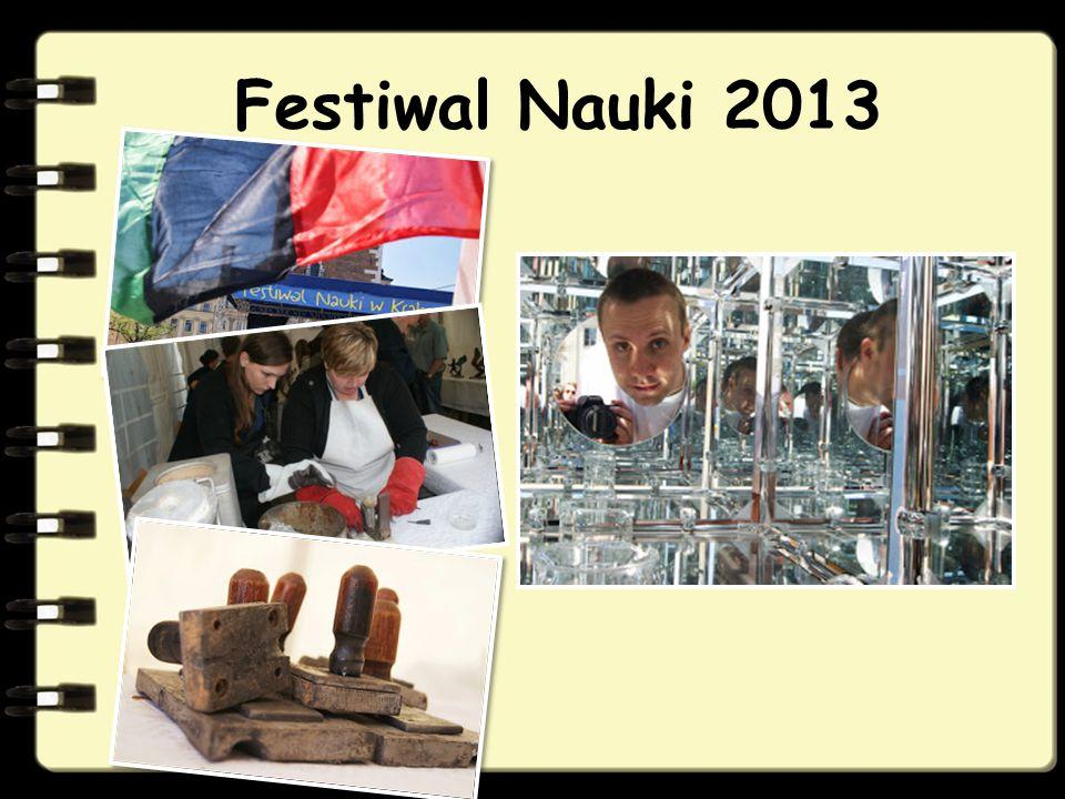 Festiwal Nauki 2013