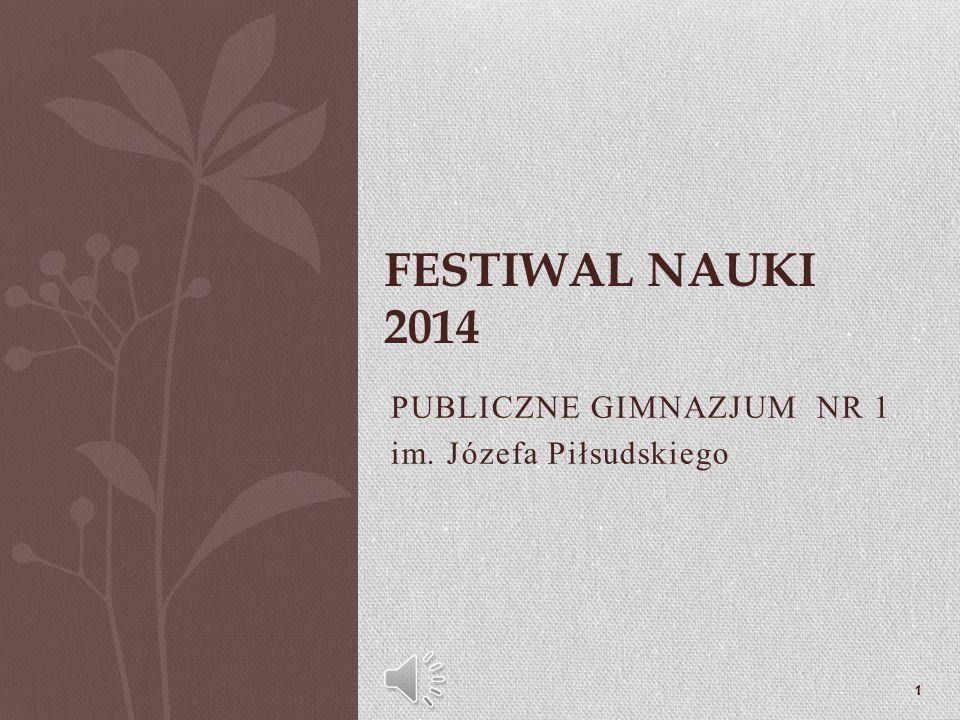PUBLICZNE GIMNAZJUM NR 1 im. Józefa Piłsudskiego