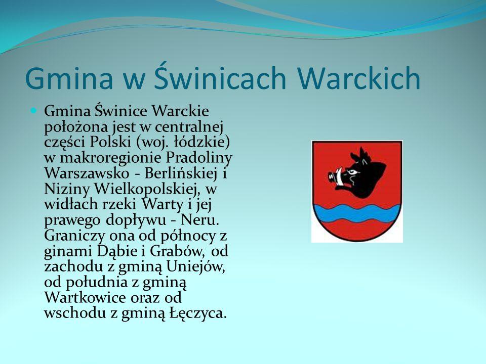 Gmina w Świnicach Warckich