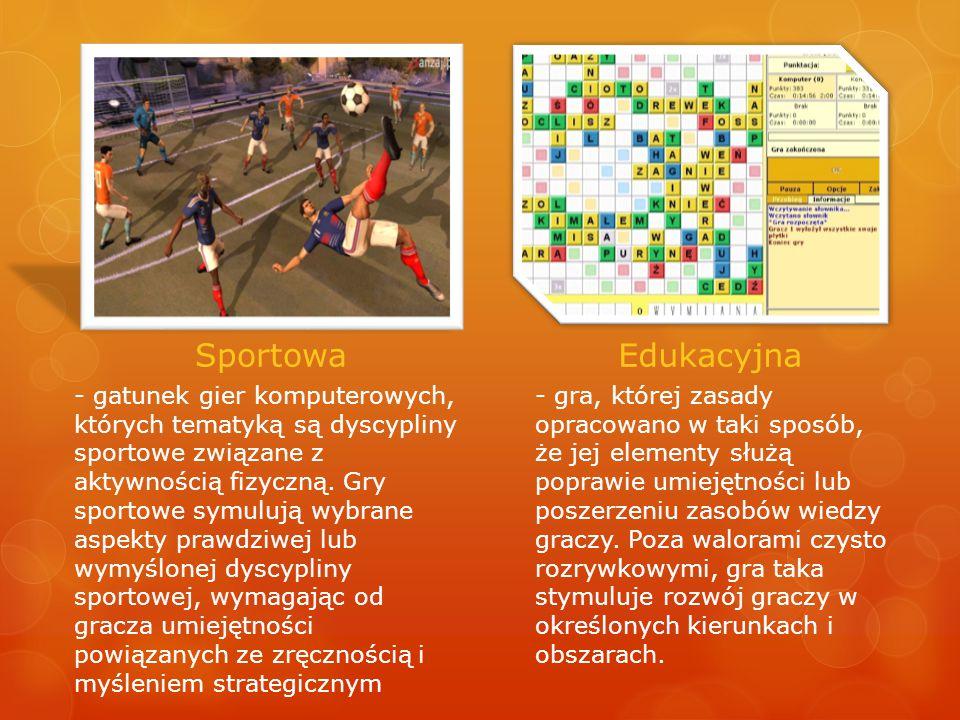 Sportowa Edukacyjna.