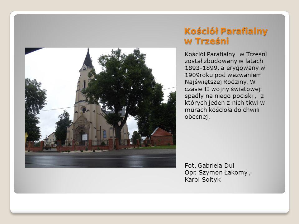 Kościół Parafialny w Trześni