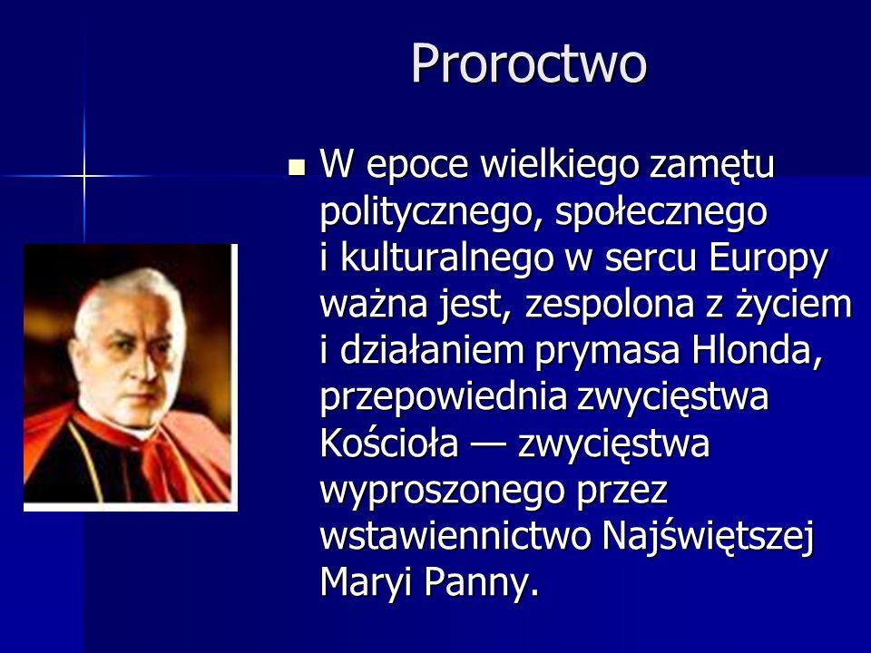 Proroctwo