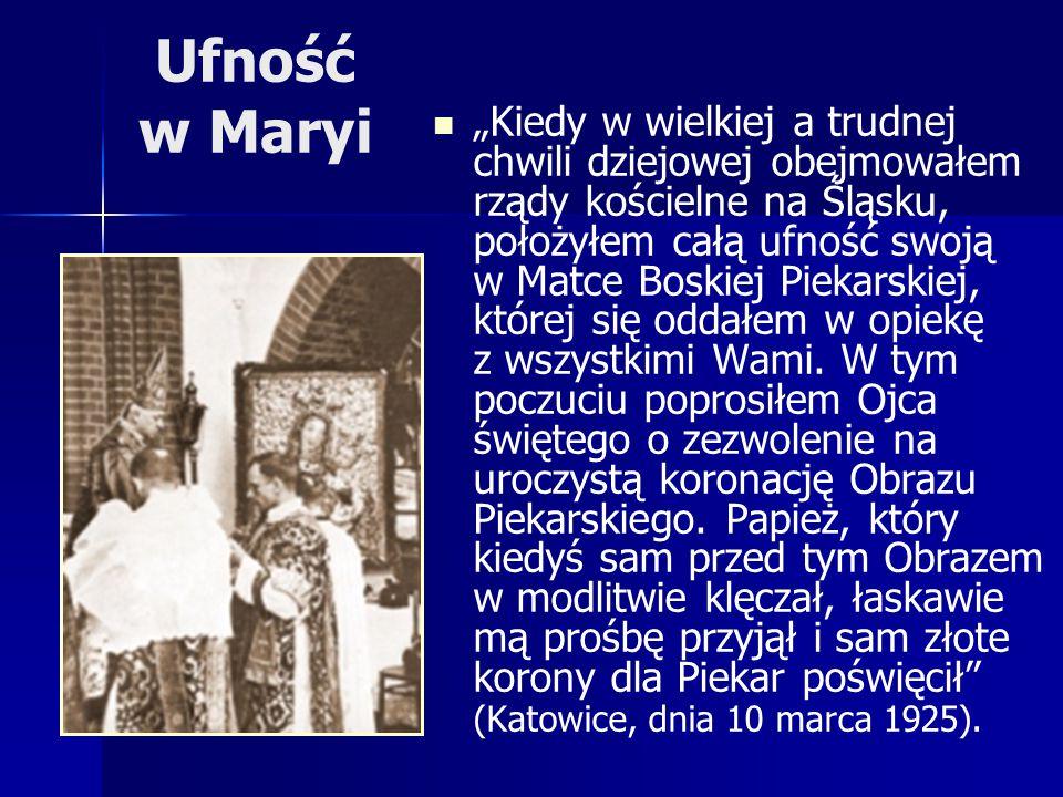 Ufność w Maryi