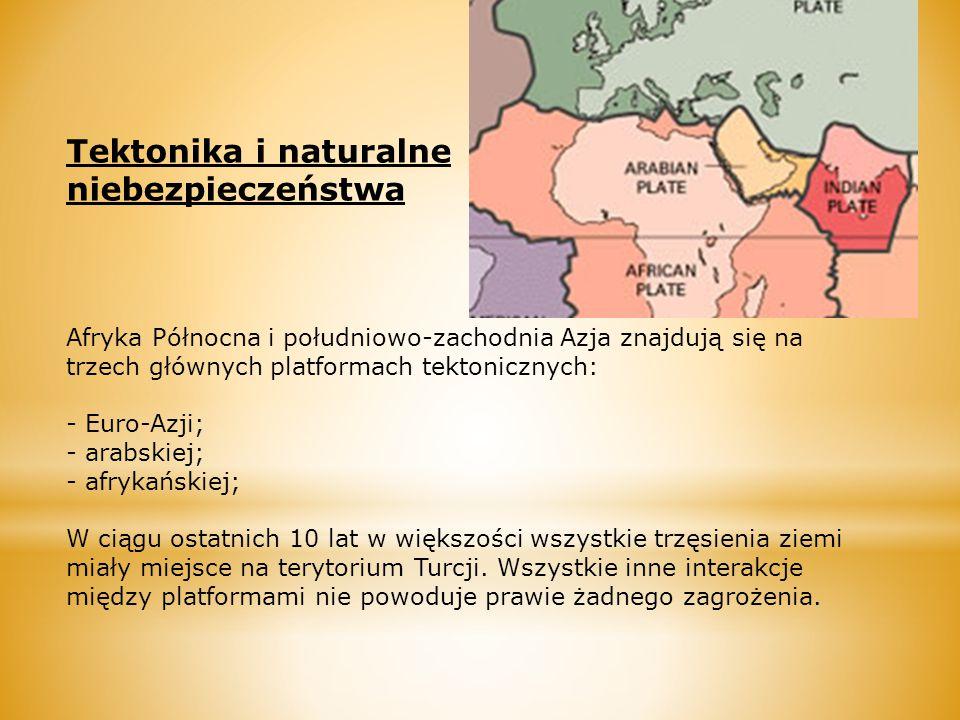 Tektonika i naturalne niebezpieczeństwa