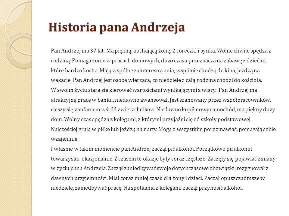Historia pana Andrzeja