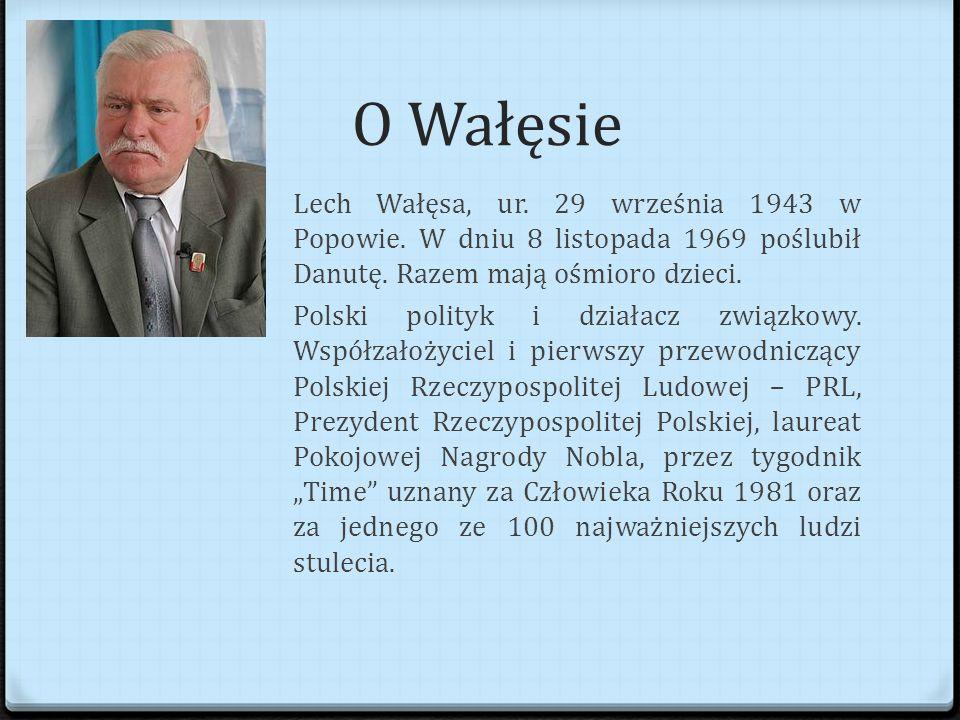 O Wałęsie