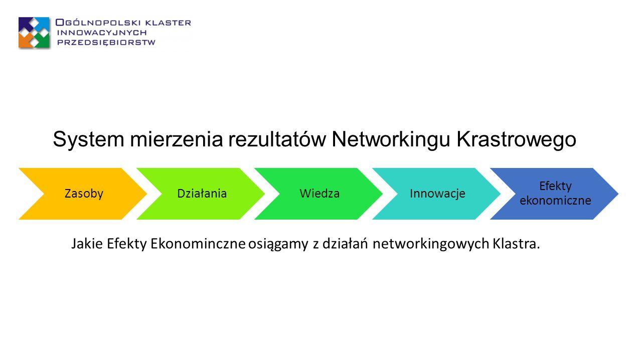 System mierzenia rezultatów Networkingu Krastrowego