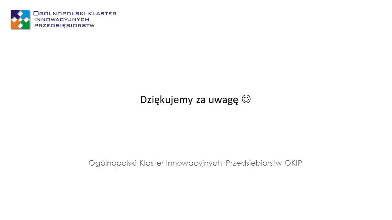 Ogólnopolski Klaster Innowacyjnych Przedsiębiorstw OKIP