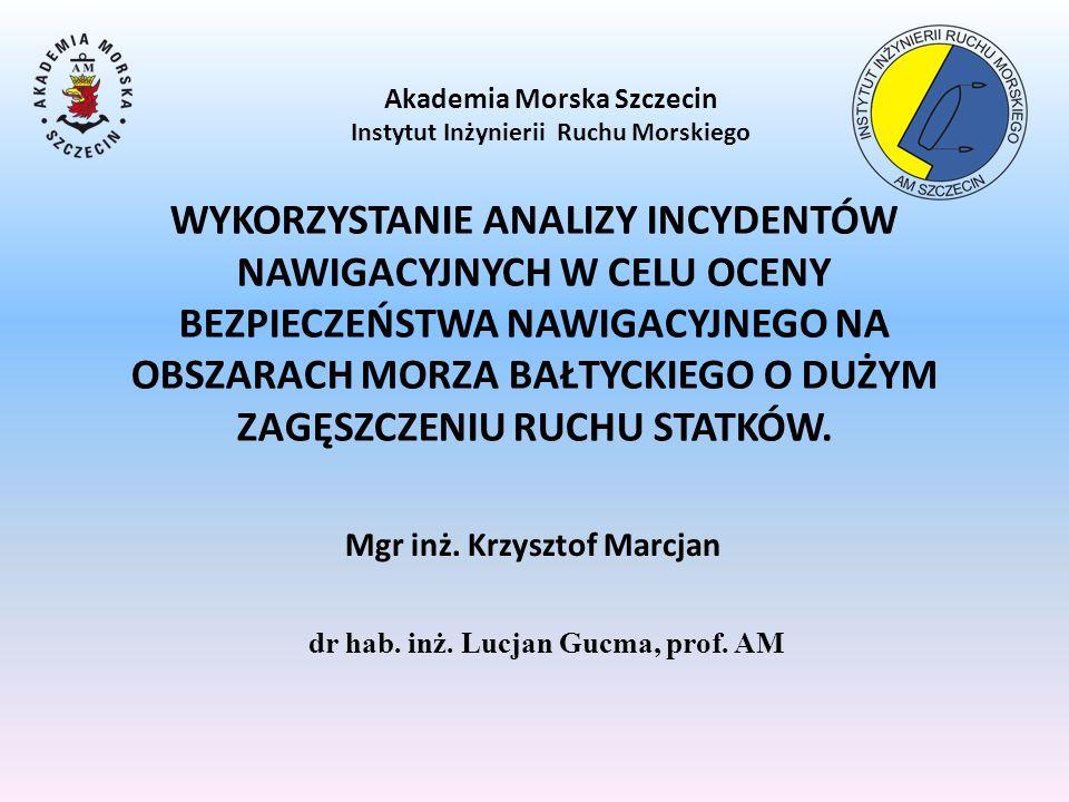 dr hab. inż. Lucjan Gucma, prof. AM