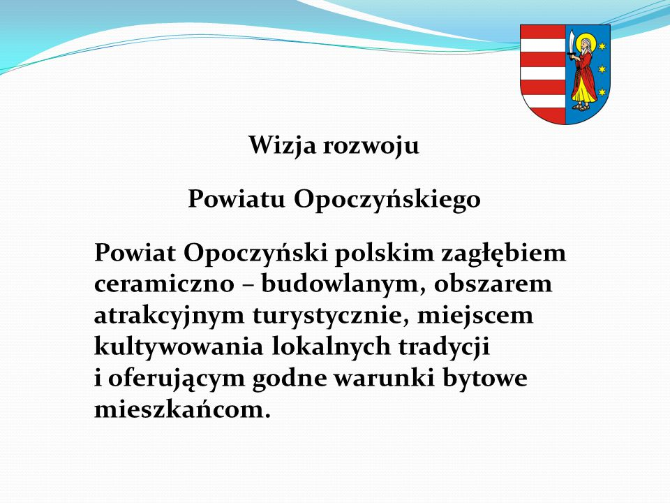 Powiatu Opoczyńskiego