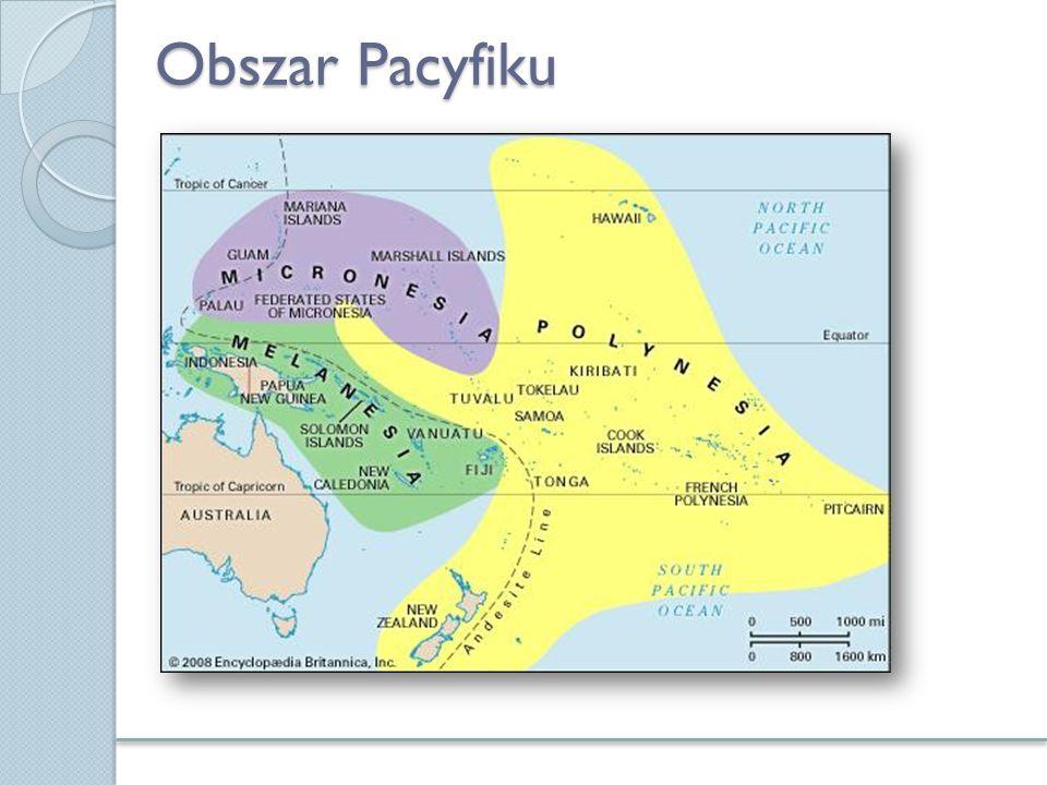 Obszar Pacyfiku