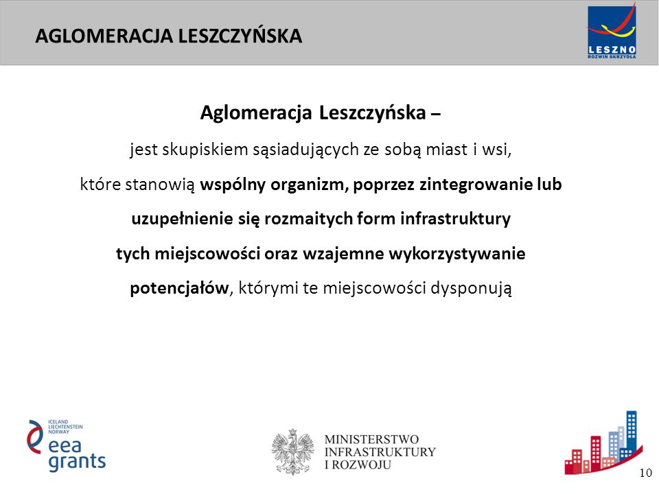 Aglomeracja Leszczyńska –