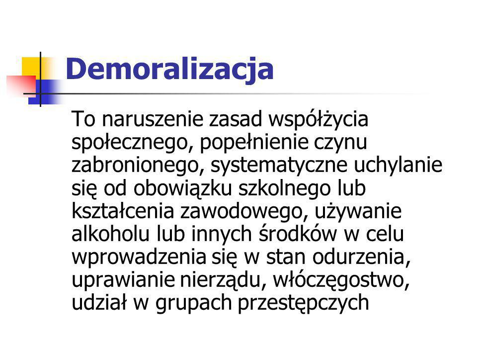 Demoralizacja