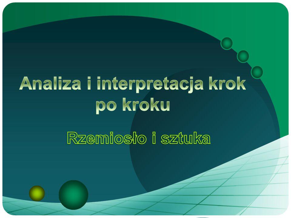 Analiza i interpretacja krok po kroku