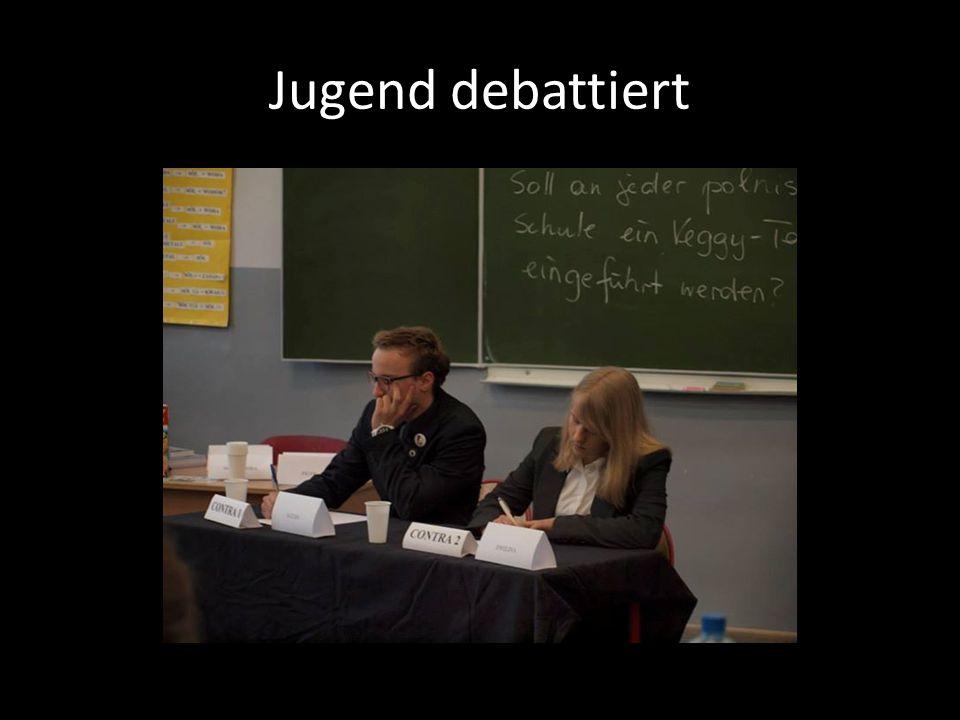 Jugend debattiert