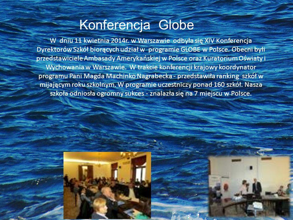 Konferencja Globe