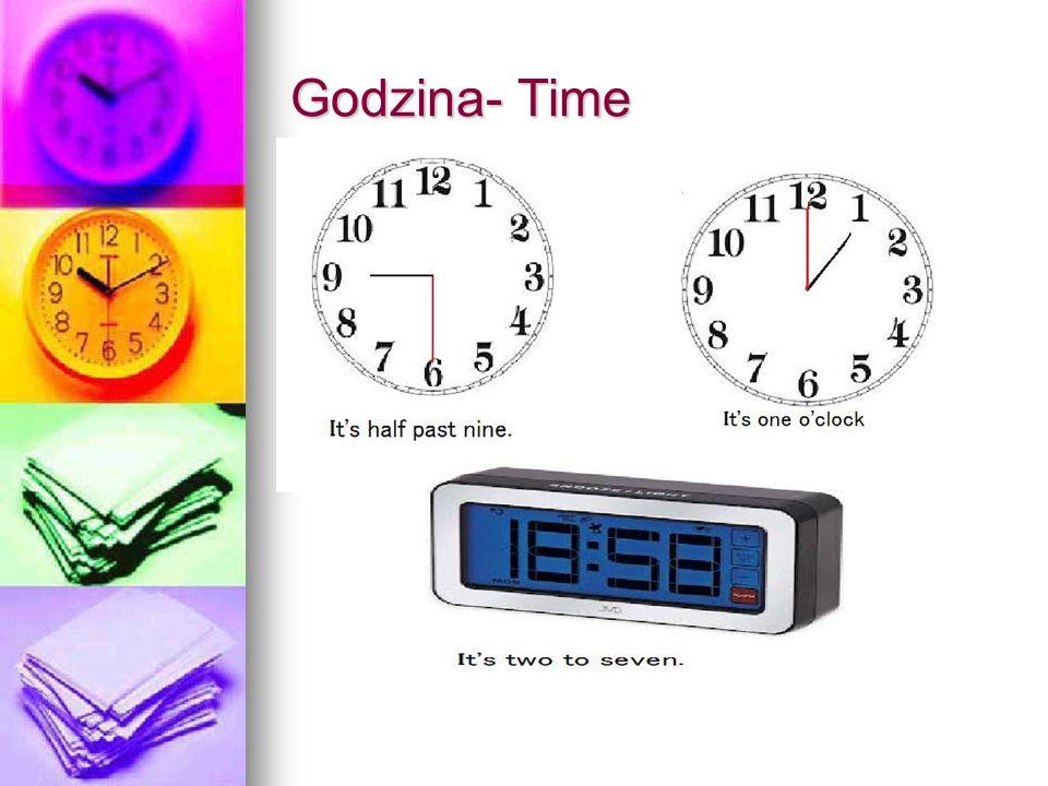 Godzina- Time