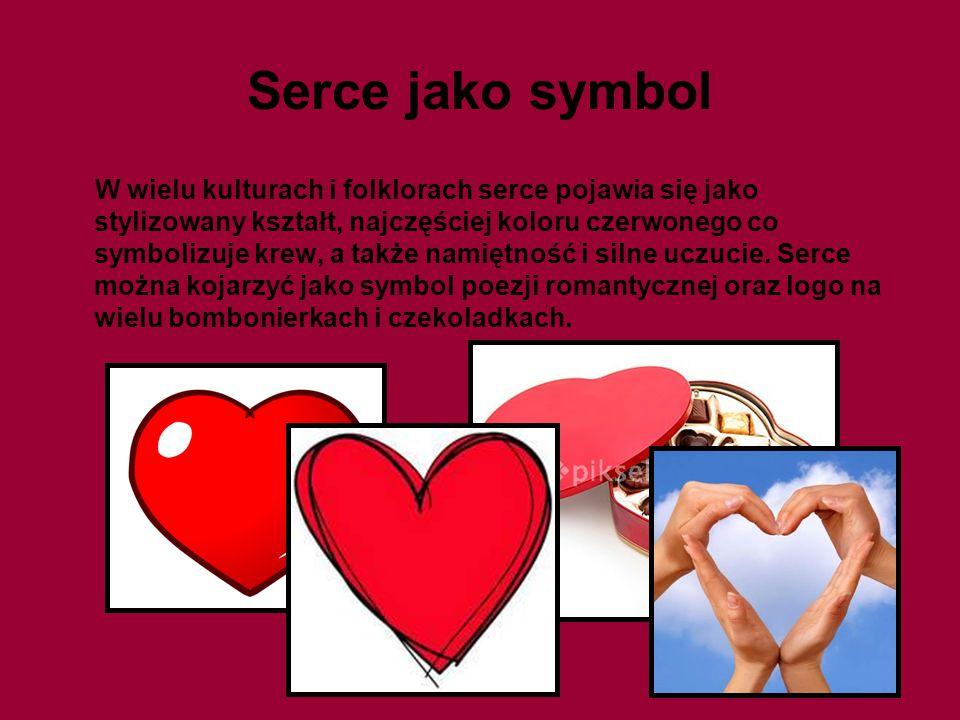 Serce jako symbol