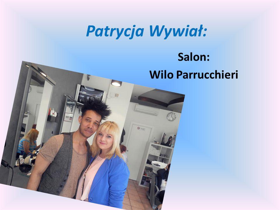 Salon: Wilo Parrucchieri