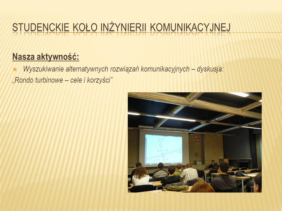 Studenckie Koło Inżynierii Komunikacyjnej