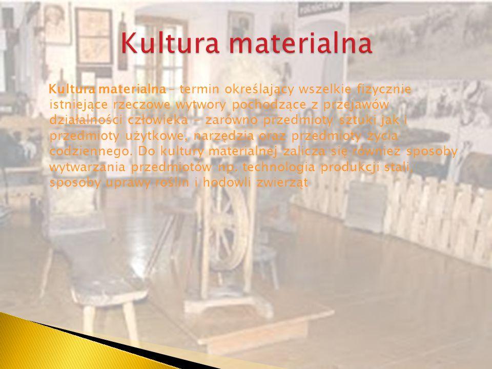 Kultura materialna