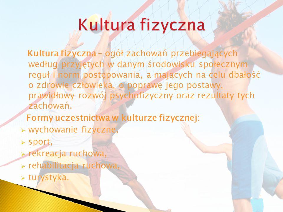 Kultura fizyczna