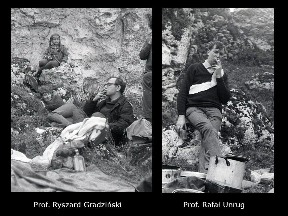 Prof. Ryszard Gradziński