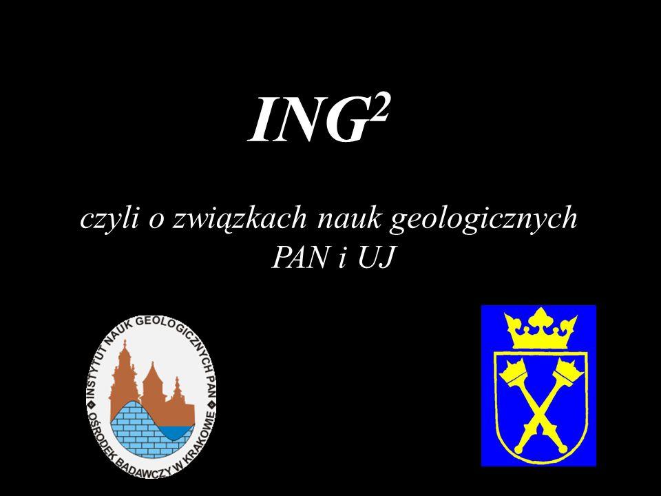 czyli o związkach nauk geologicznych
