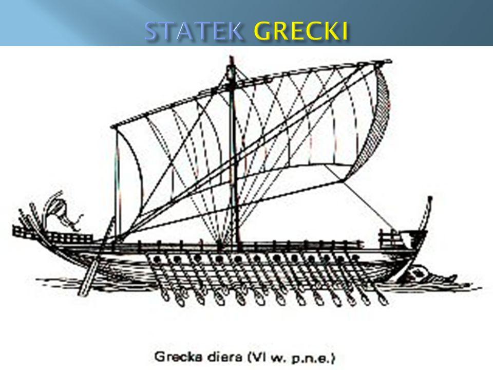 STATEK GRECKI