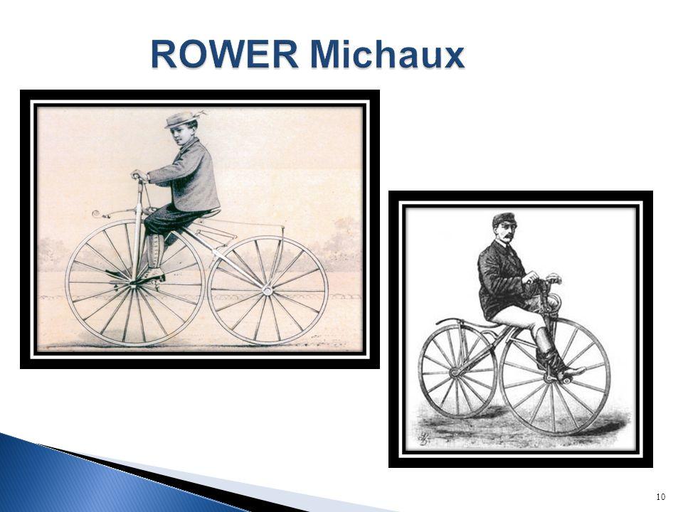 ROWER Michaux