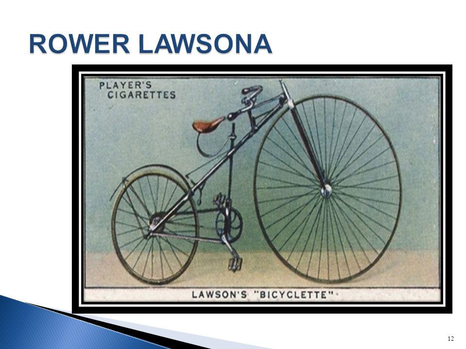 ROWER LAWSONA