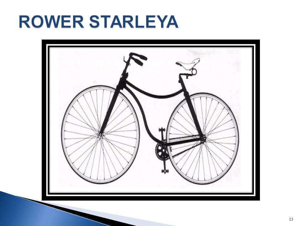 ROWER STARLEYA