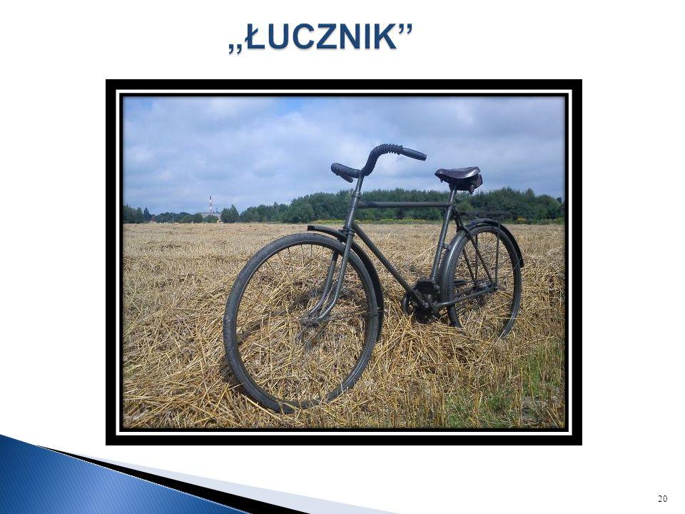 """ŁUCZNIK"