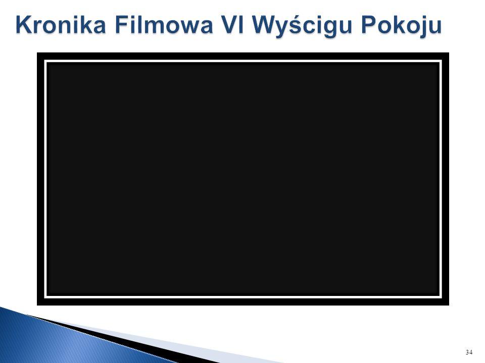 Kronika Filmowa VI Wyścigu Pokoju