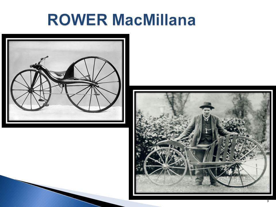 ROWER MacMillana