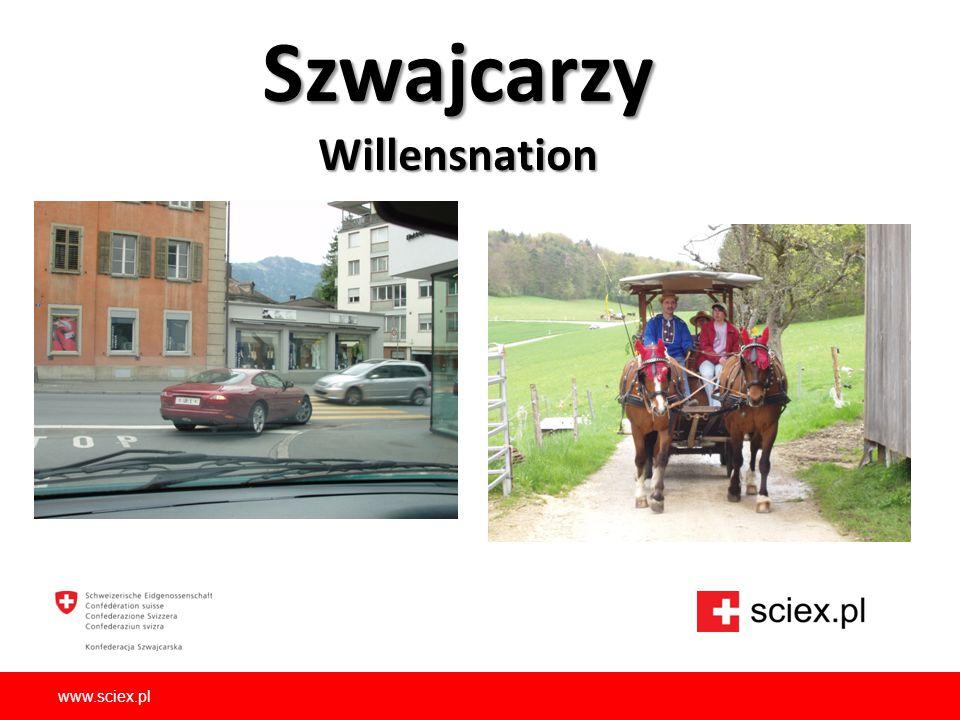 Szwajcarzy Willensnation