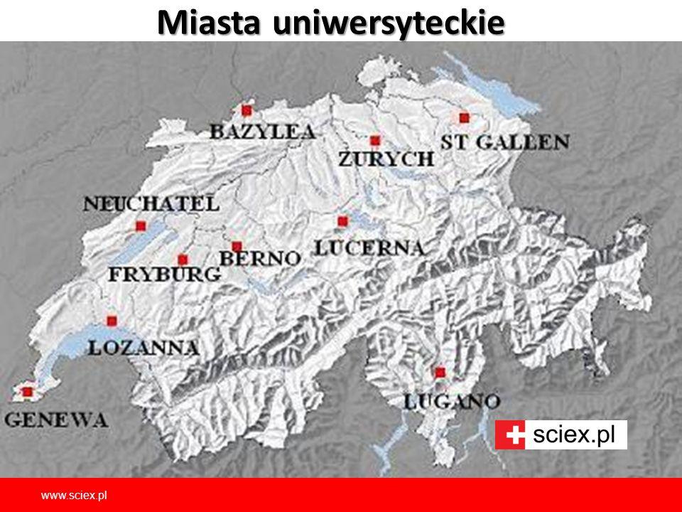 Miasta uniwersyteckie