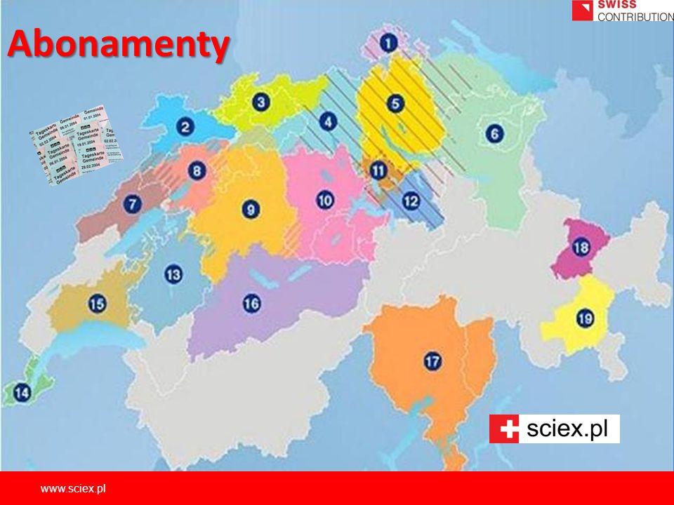 Abonamenty www.sciex.pl
