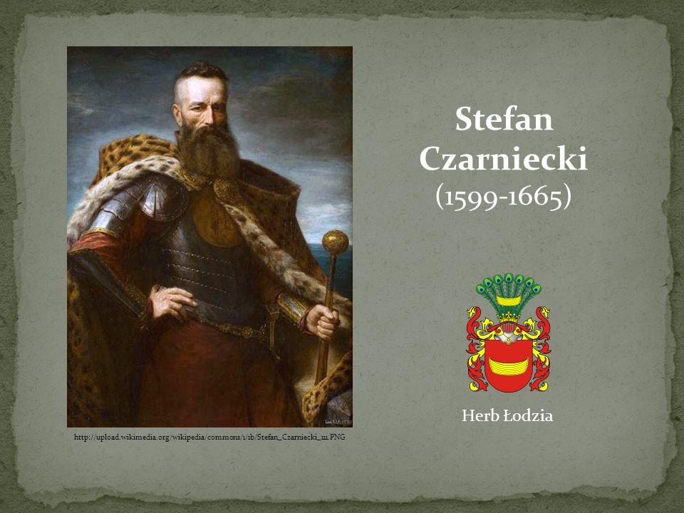 Stefan Czarniecki (1599-1665) Herb Łodzia