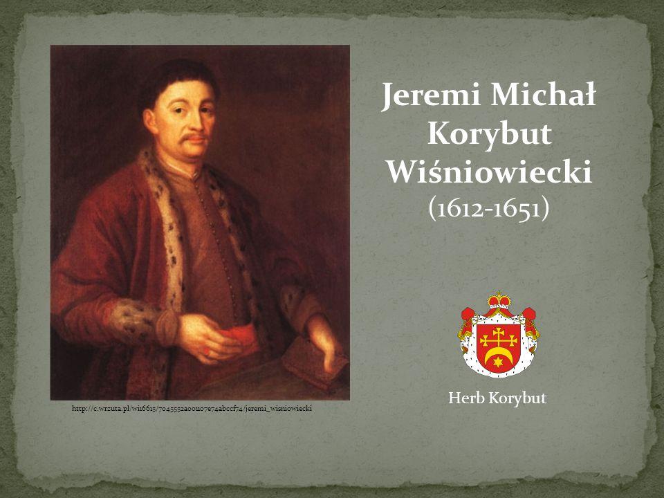 Jeremi Michał Korybut Wiśniowiecki