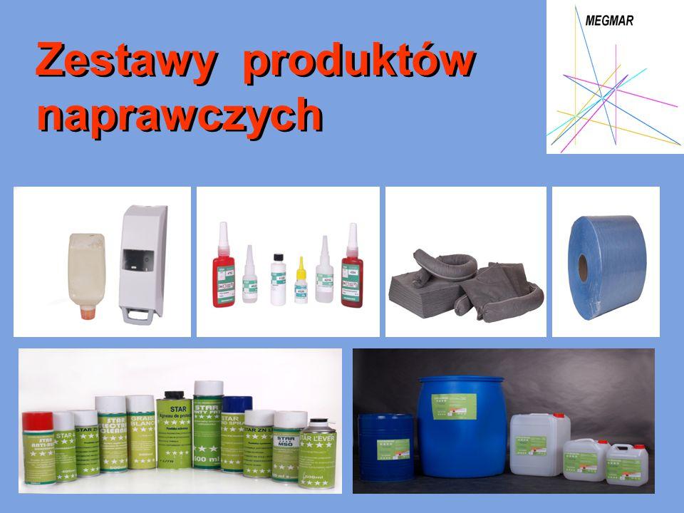 Zestawy produktów naprawczych