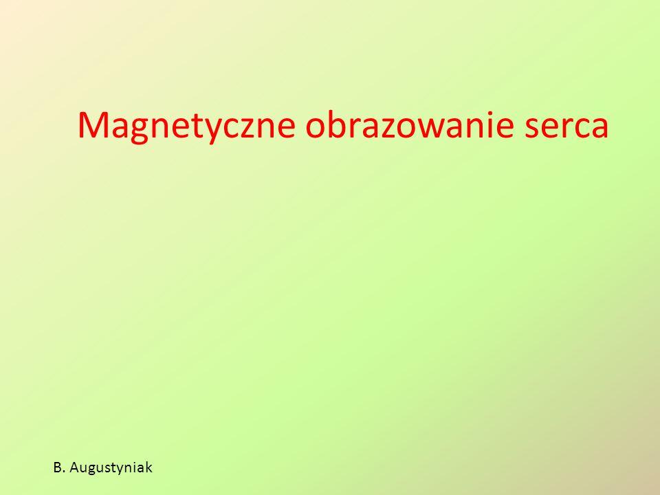Magnetyczne obrazowanie serca